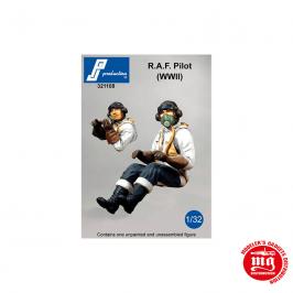 PILOTO RAF SEGUNDA GUERRA MUNDIAL PJ PRODUCTIONS 321108