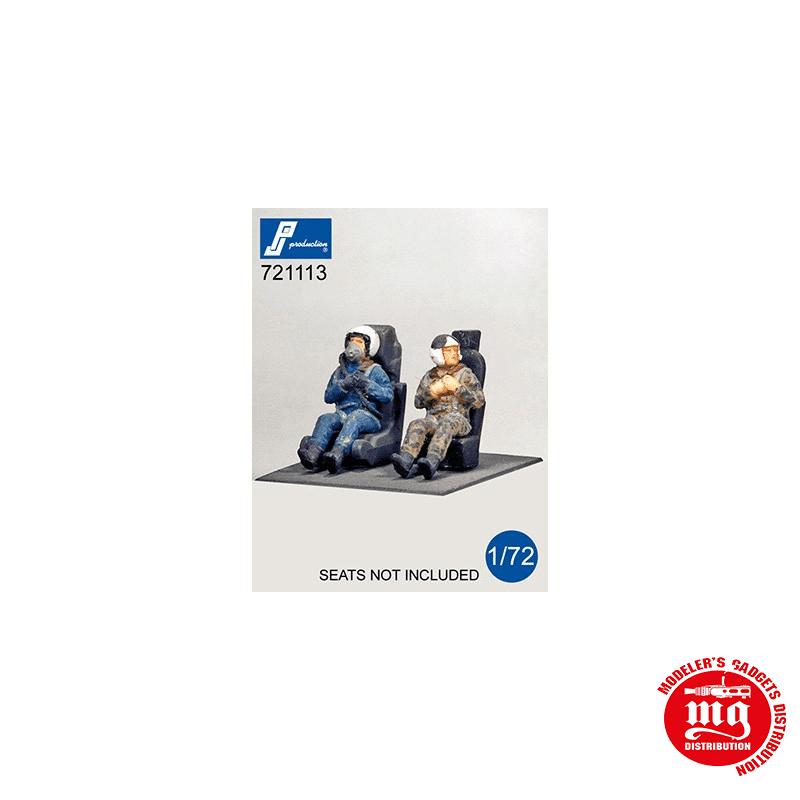 PILOTOS RUSOS MODERNOS PJ PRODUCTIONS 721113