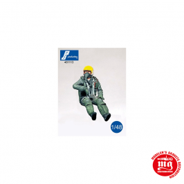 PILOTO SENTADO F-104 PJ PRODUCTIONS 481113