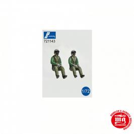 PILOTOS SENTADOS DE EUROFIGHTER PJ PRODUCTIONS 721143