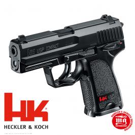 PISTOLA HECKLER AND KOCH USP COMPACT UMAREX 2.5996