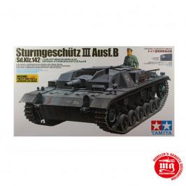 Sd.Kfz. 142 STURMGESCHUTZ III AUSF.B TAMIYA 35281