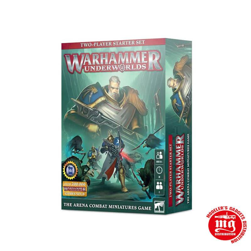 WARHAMMER UNDERWORLDS STARTER SET EN INGLES WARHAMMER 40000 110-01