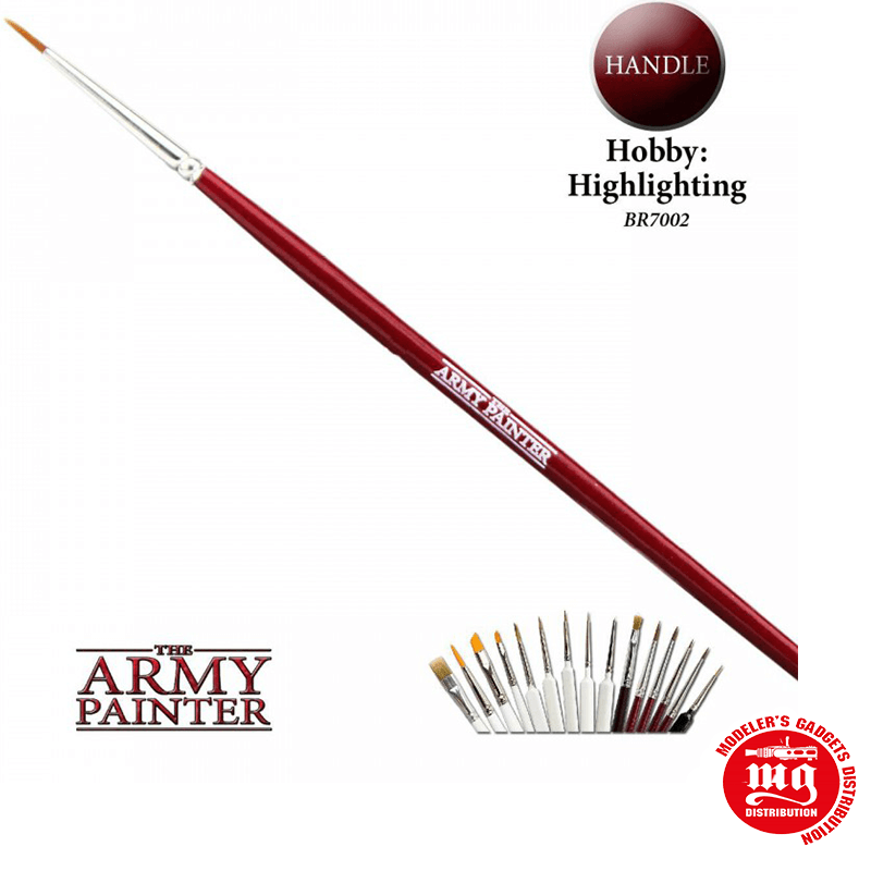 PINCEL HOBBY HIGHLIGHTING THE ARMY PAINTER BR7002