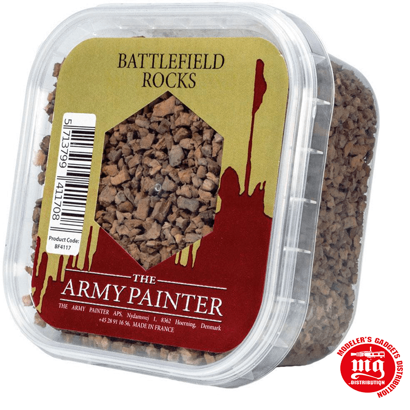BATTLEFIELD ROCKS THE ARMY PAINTER BF4117