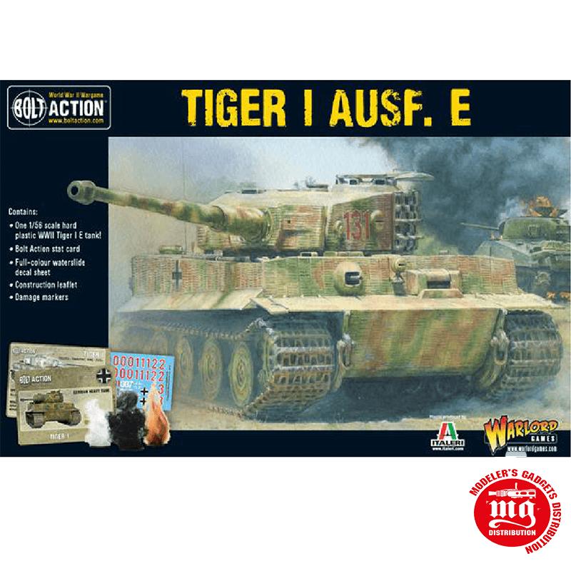 TIGER I AUSF.E WARLORD GAMES 402012015