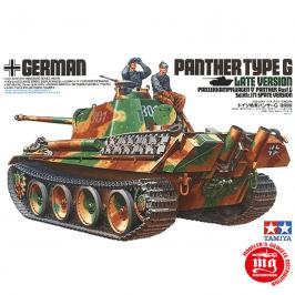 GERMAN PANTHER TYPE G LATE VERSION TAMIYA 35176