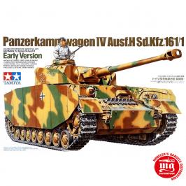 PANZERKAMPWAGEN IV AUSF.H SD.KFZ.161/1 EARLY VERSION TAMIYA 35209
