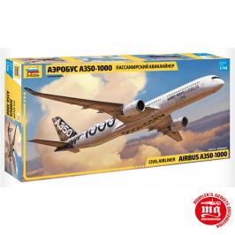 AIRBUS A350-1000 ZVEZDA 7020