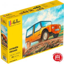 CITROEN MEHARI HELLER 80760