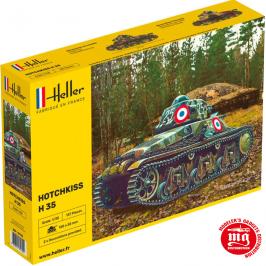 HOTCHKISS H 35 HELLER 81132