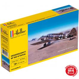 MESSERSCHMITT BF 108-B TAIFUN HELLER 80231
