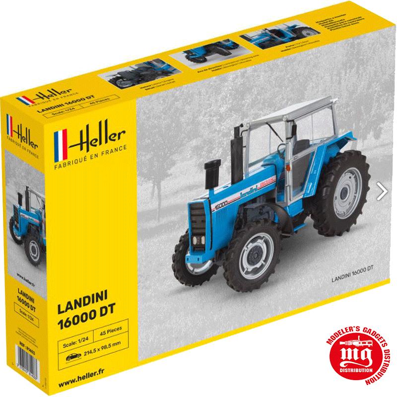 LANDINI 16000 DT HELLER 81403