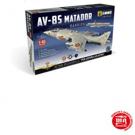 HARRIER AV-8S MATADOR AMIG8505