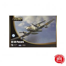 IA-58 PUCARÁ KINETIC K48078
