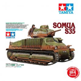 SOMUA S35 TAMIYA 35344