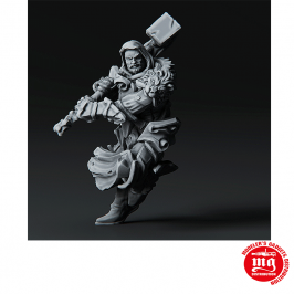 DANTIOCH PALADIN PRINTED OBSESSION