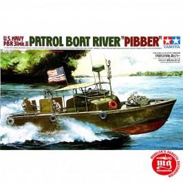 1/35 U.S NAVY PBR31 Mk.II PATROL BOAT RIVER PIBBER TAMIYA 35150