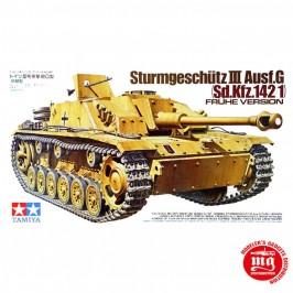 1/35 STURMGESCHUTZ III AUSF.G Sd.Kfz.142/1 FRUHE VERSION TAMIYA 35197