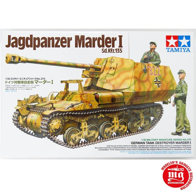 1/35 JAGDPANZER MARDER I Sd.Kfz.135 TAMIYA 35370