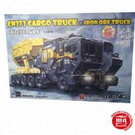 1/200 CN373 CARGO TRUCK IRON ORE TRUCK THE WANDERING EARTH SERIES MENG MODELS MMS-006