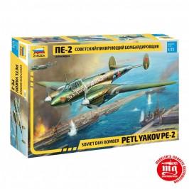 PETLYAKOV Pe-2 ZVEZDA 7283