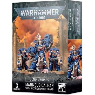 MARNEUS CALGAR CON GUARDIA DE HONOR VICTRIX WARHAMMER 40000 55-21