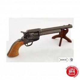 """REVOLVER CALIBRE 45 PEACEMAKER 7 1/2"""" USA 1873 DENIX 7107"""