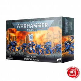 SPACE MARINES TACTICAL SQUAD WARHAMMER 40000 48-07