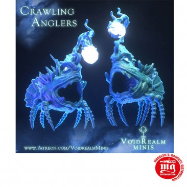 CRAWLING ANGLERS VOIDREALM MINIS