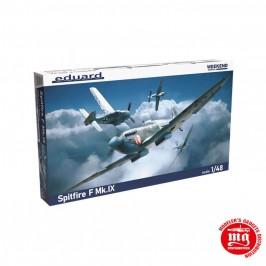 SPITFIRE F Mk.IX WEEKEND EDITION EDUARD 84175 ESCALA 1/48