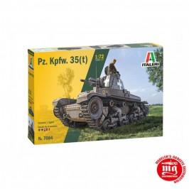 Pz. Kpfw. 35(t) ITALERI 7084 ESCALA 1/72
