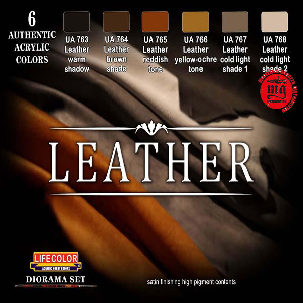 LEATHER LIFECOLOR CS30
