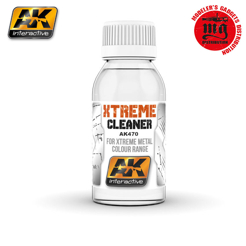 XTREME CLEANER THINNER 100ML AK470