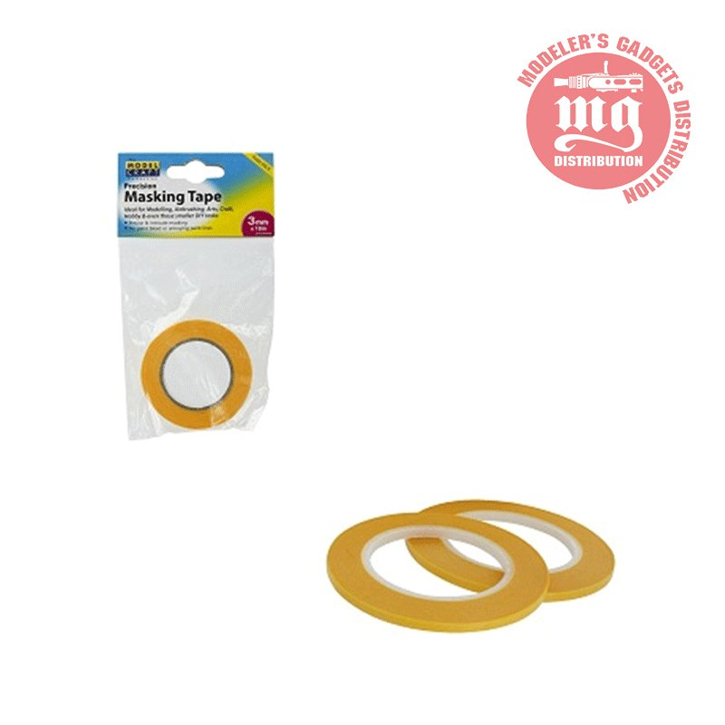 MODELCRAFT-PRECISION-MASKING-TAPE-2X18mm