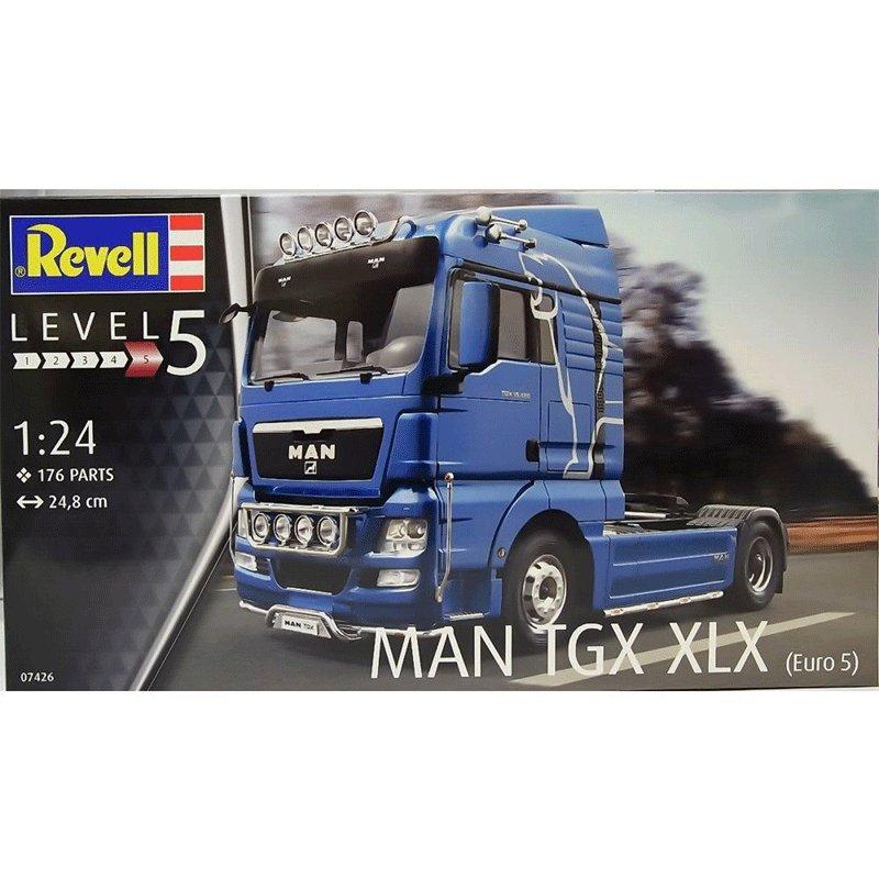 REVELL-1-24-MAN-TGX-XLX