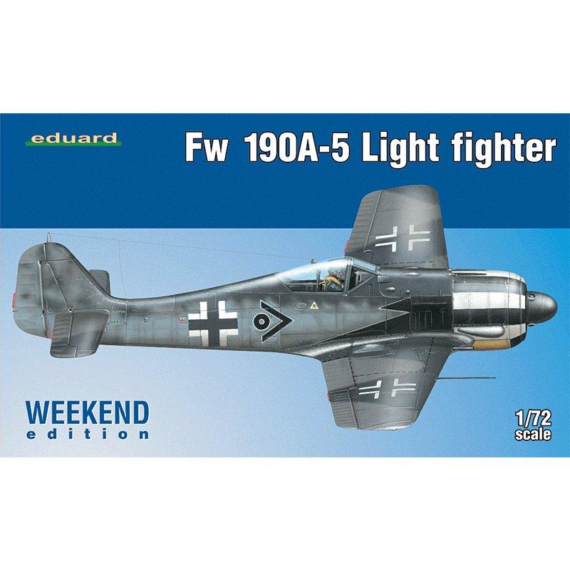 EDUARD-KITS-1-72-WEEKEND-FW-190A-5