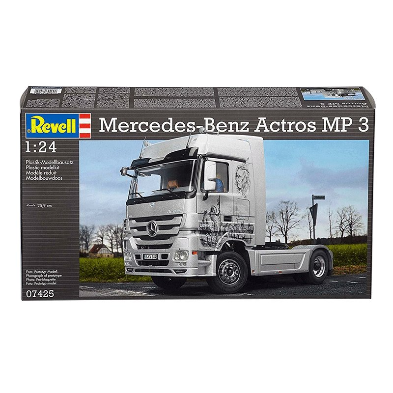 REVELL-1-24-MERCEDES-BENZ-ACTROS-MP3
