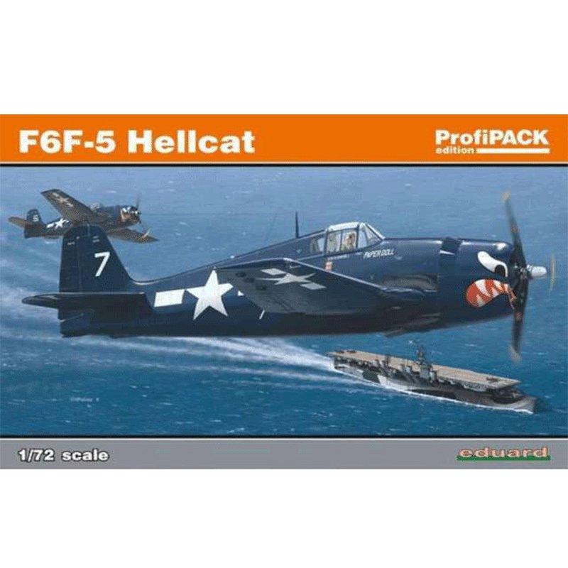 EDUARD-KITS-1-72-PROFIPACK-F6F-5-HELLCAT-(RE-EDITION)