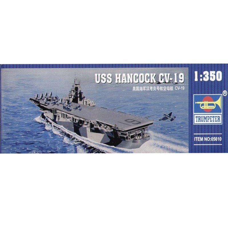 TRUMPETER-1-350-USS-HANCOCK-CV-19