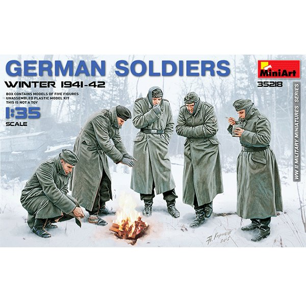 MINIART-1-35-GERMAN-SOLDIERS-(WINTER-1941-42)