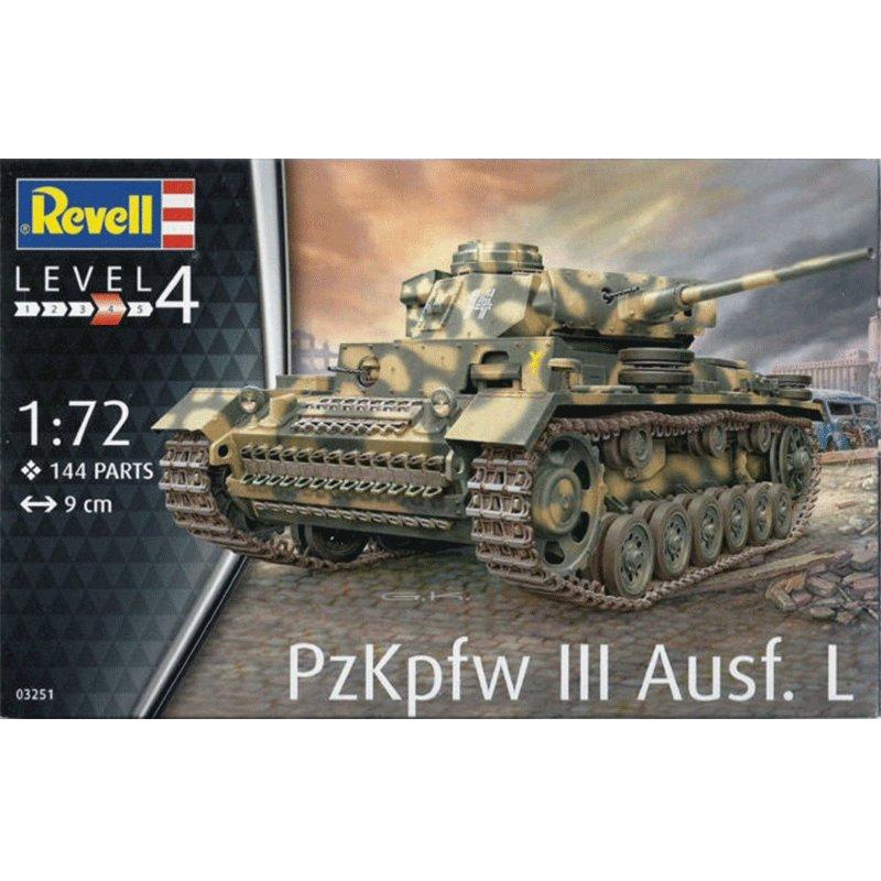 REVELL-172-PzKpfw-III-Ausf.L