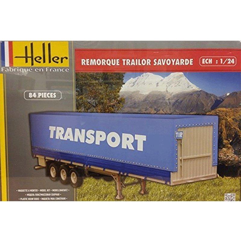 HELLER-REMOLQUE-TRAILOR-SAVOYARDE