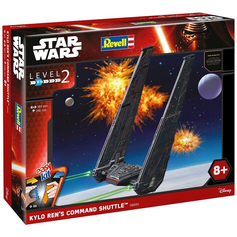 REVELL-EASYKIT-STAR-WARS-1-93-KYLO-RENS-SHUTTLE