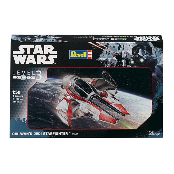 REVELL-1-58-STAR-WARS-OBIWAN-JEDI-STARFIGHTER