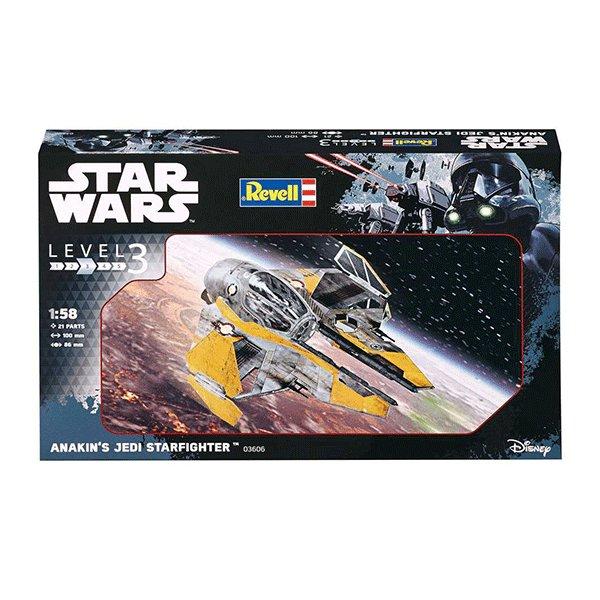 REVELL-1--58-STAR-WARS-ANAKINS-JEDI-STARFIGHTER