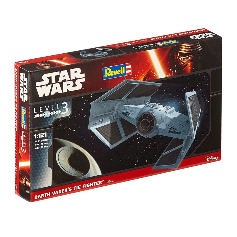 REVELL-1-121-DARTH-VADERS-TIE-FIGHTER