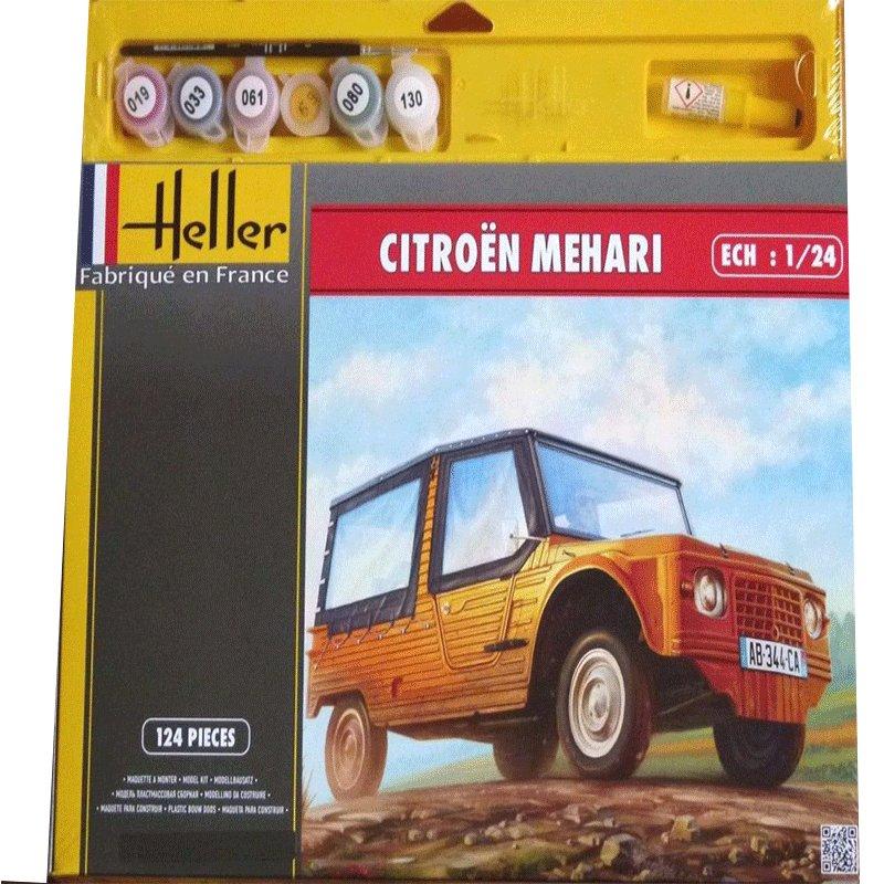 HELLER-1-24-CITROEN-MEHARI