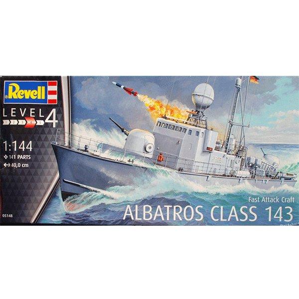 REVELL-1-144-FAST-ATTACK-CRAFT-ALBATROSS-CLASS-143