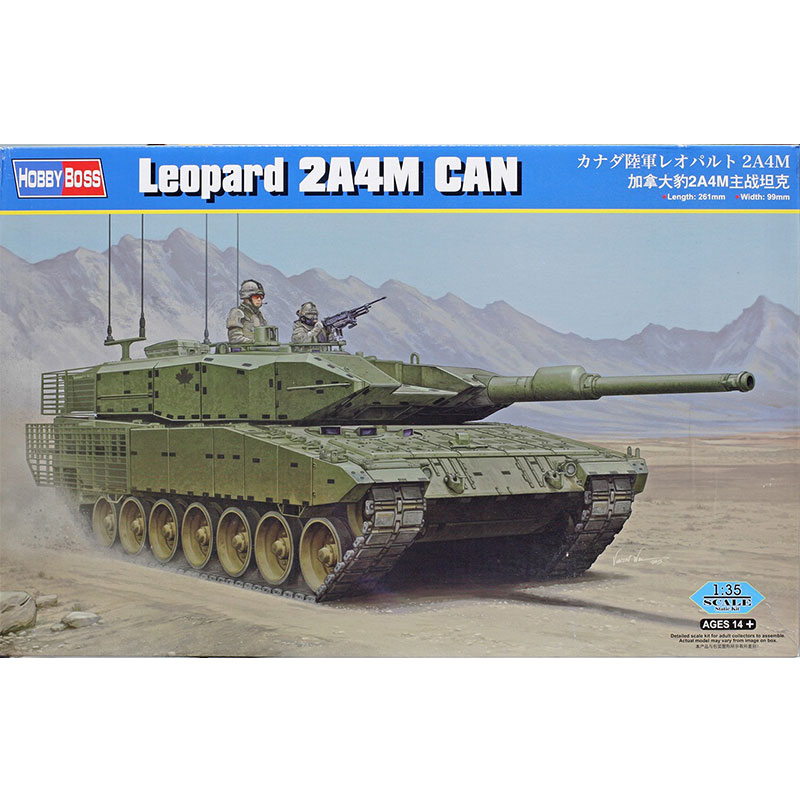 HOBBYBOSS-135-LEOPARD-2A4M-CAN